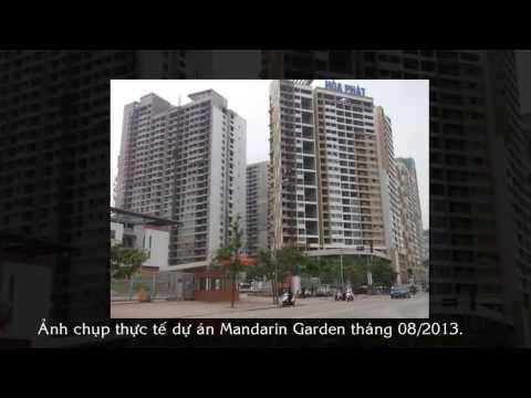 Mandarin Garden | Bán Căn Hộ Chung Cư Mandarin Garden - Hòa Phát