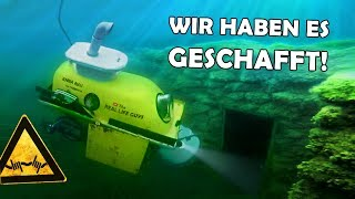 Mit unserem U-BOOT ins GEFÄNGNIS!   Badewannen U-Boot #6