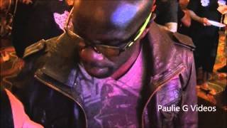 [Cheick Kongo Knows How To Treat  A Lady!!!] Video