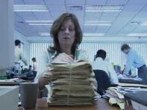 Śmieszny filmik - Wypadki w pracy