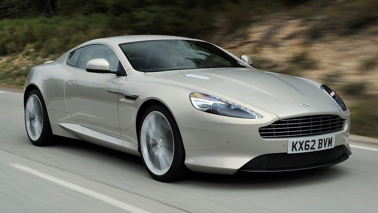 I Reckon Bradyu0027s An Aston Martin DB9 ...
