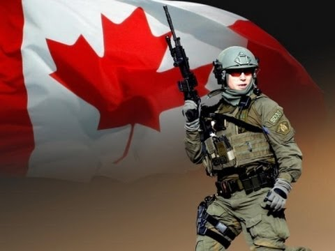 Police: Soldier Shot at War Memorial in Ottawa