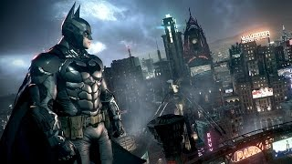 BATMAN ARKHAM KNIGHT - Extended Gameplay (2015)
