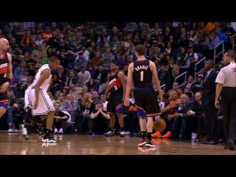 Phoenix Suns Top 10 Plays of the 2013 Season