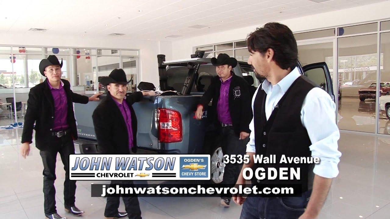 john watson chevrolet ogden grupo k pricho youtube. Cars Review. Best American Auto & Cars Review