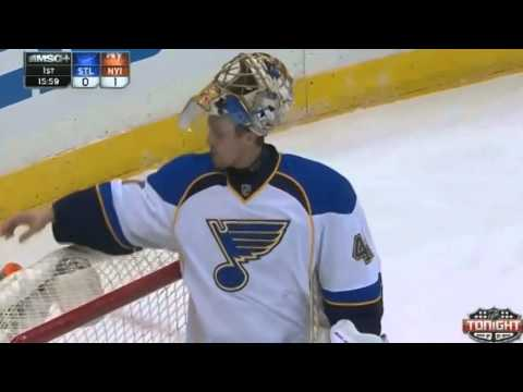 Thomas Vanek Goal 2 - NY Islanders - January 25 2014