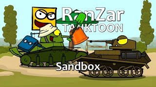 Tanktoon - Sandbox