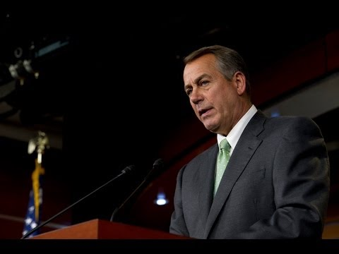 Boehner Still Blocking Unemployment Extension