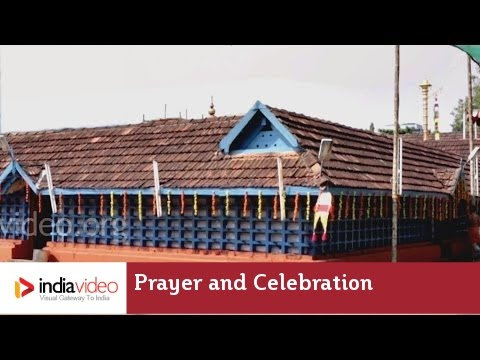 Prayer and celebration at Kannankulangara Sree Krishna Temple, North Paravur