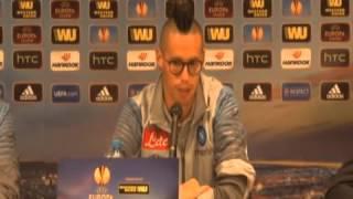 Napoli, Hamsik contro il suo Slovan Bratislava: 'Gara speciale'