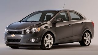 2013 Chevrolet Sonic LT Start Up And Review 1.4 L 4