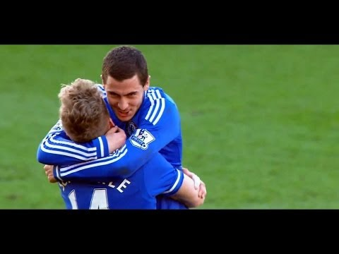 Eden Hazard vs Fulham (Away) 13-14 HD 720p By EdenHazard10i