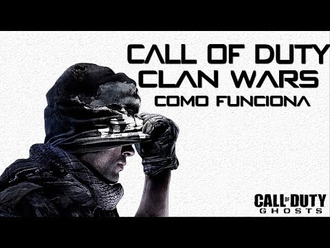 COD Ghosts | Como funciona Call of Duty Clan Wars