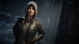 """Rise of the Tomb Raider - Karen O - """"I Shall Rise"""" Official Music Video"""