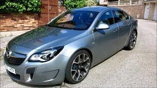 Opel Insignia OPC - Prueba Portalcoches