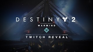 Destiny 2 - Tune in to the 'Warmind' Reveal