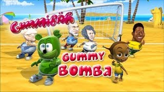 GuMMy BoMBa GuMMiBäR FooTBall SoCCeR WoRLD CuP 2014 MuSiC