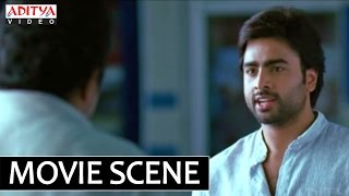 Nara Rohit Solo Movie Climax Scene