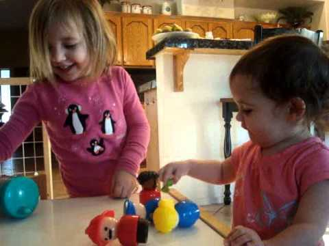 Long video of kids