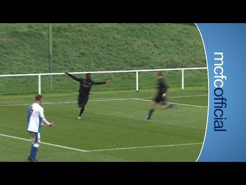 U18 SUPERB TEAM GOAL: Blackburn Rovers 3-5 City U18