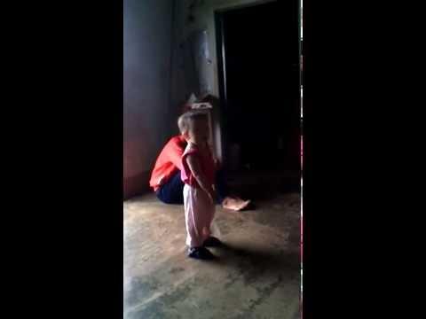 Con gái yêu tập nhảy hiphop- Vũ Thị Hà Phương
