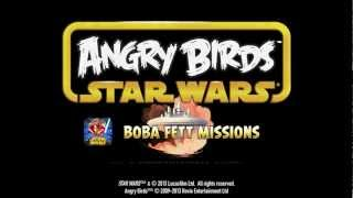 Angry Birds Star Wars: Unlock The Boba Fett Missions