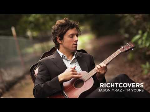 Jason Mraz - I'm Yours Cover by RichTCovers