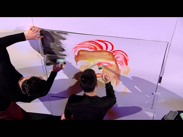 Yetenek Sizsiniz Türkiye Yarı Final - Abidin