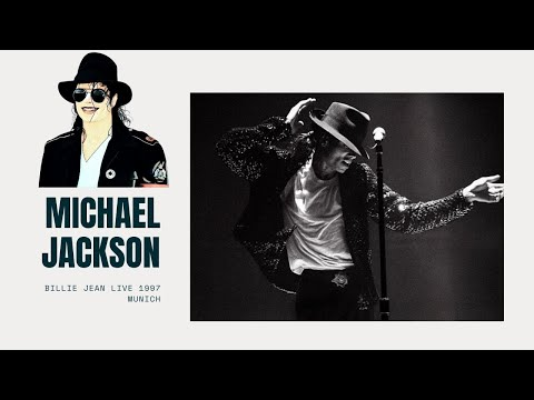 Michael Jackson Billie Jean Live 1997 Munich