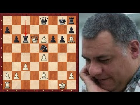 Chess World.net: Positional Queen Sacrifice! - Gusev vs Averbakh - Sicilian Defense,  Moscow 1946