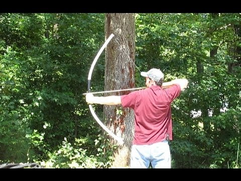 How to make a bow pvc bow quick and easy for Bow made out of pvc pipe