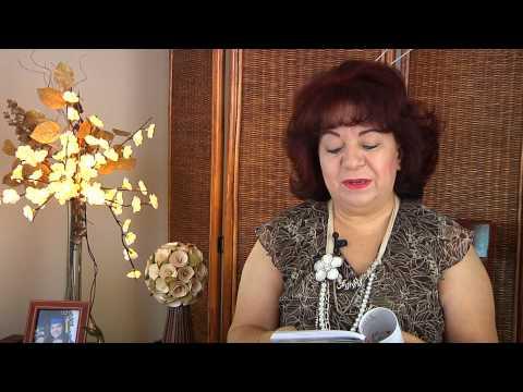 Vida En Él Lunes 02 Septiembre 2013, Pastora Araceli Cesar