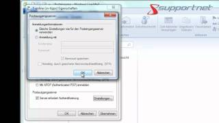 Erstes E-Mail-Konto Bei Windows Live Einrichten, Am