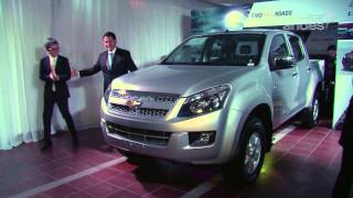 Ecuador, Chevrolet Luv D-Max, sin duda refleja es haber alcanzado el