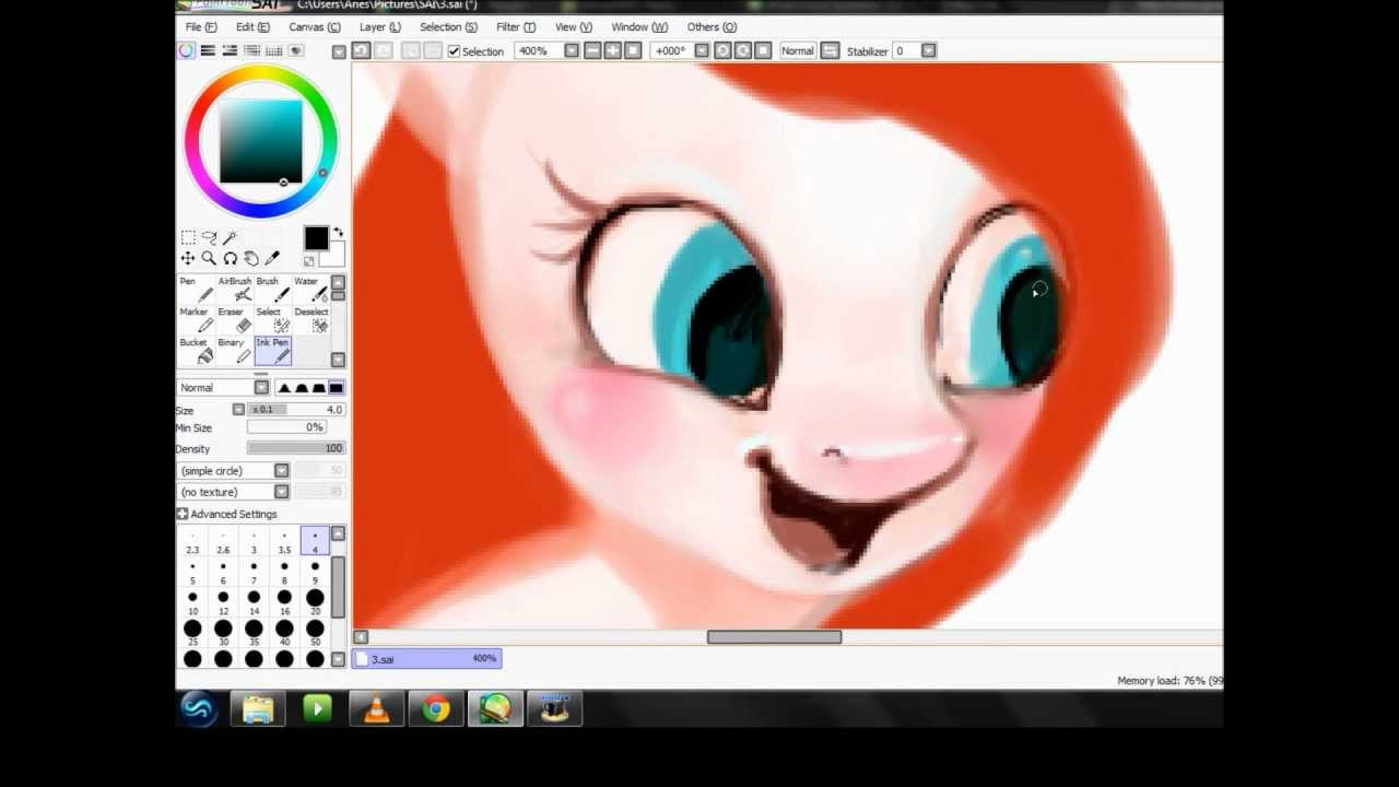 SPEED PAINT: My Little Pony - Crystal & Novanox - YouTube