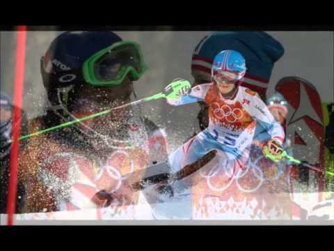 Mikaela Shiffrin Becomes Youngest-Ever Women's Slalom Gold Medalist (2/21/14)