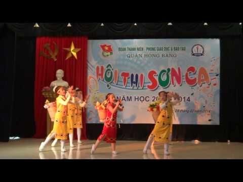 Minh Ngọc - Em hát gọi mặt trời - giải Nhì quận Hồng Bàng