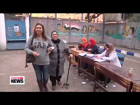 Egyptians vote on new constitution amid clashes