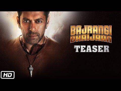 Bajrangi Bhaijaan Official TEASER   Salman Khan, Kareena Kapoor Khan, Nawazuddin Siddiqui