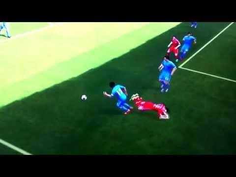 Fifa 14 Robben Diving