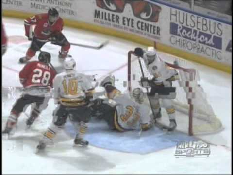 Game Highlights: March 22 - Chicago Wolves at Rockford IceHogs