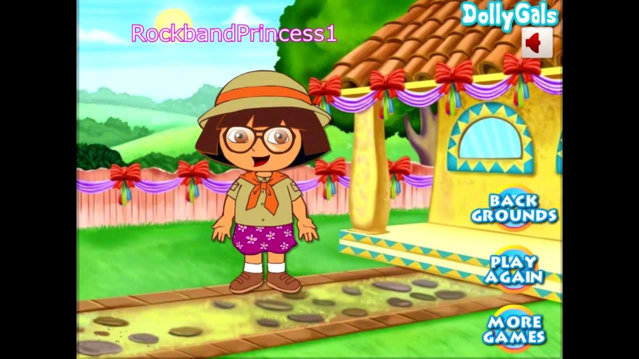 free online dora adventure games to play now
