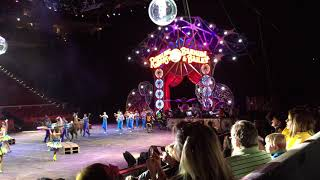 Ringling Bros. and Barnum & Bailey presents Legends - Opening