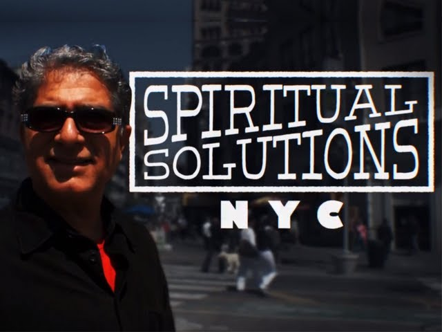 Dealing with anger and irritability | SPIRITUAL SOLUTIONS with Deepak Chopra
