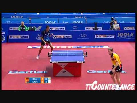 Best Of ETTC 2011 Men's Single