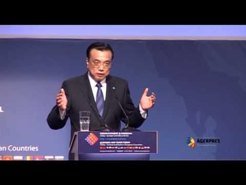 Discurs Li Keqiang - Forumul Economic si Comercial China-Europa Centrala si de Est - 26noiembrie2013