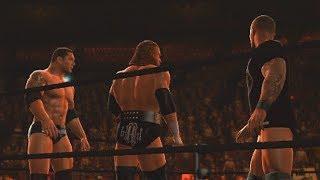 WWE 2K14: Evolution Vs The Shield (WrestleMania XX Arena