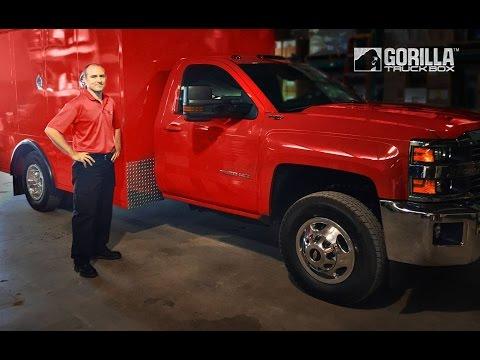 Gorilla Truck Box™ Masterblend El Diablo™ Upfit
