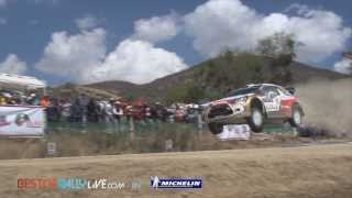 Vid�o Leg 2 - 2014 WRC Rally Mexico