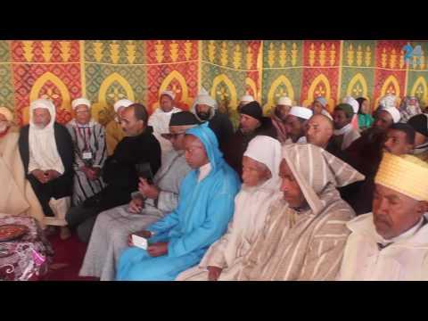 """ملخص ملتقى سيدي احمد الهواري لإحياء التراث الصوفي بتنجداد """"فيديو"""""""